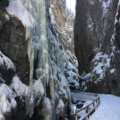 inverno serrai di sottoguda